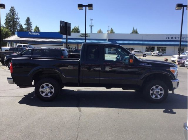 Used 2015 Ford F-250 XLT Pickup 4D 6 3-4 ft