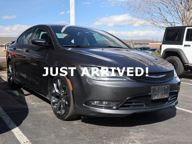 Used 2015 Chrysler 200 in Greeley, CO