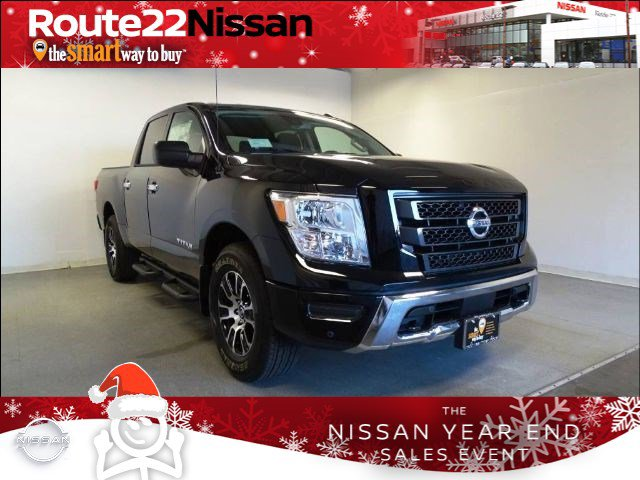 2021 Nissan Titan SV 4x4 Crew Cab SV Premium Unleaded V-8 5.6 L/339 [0]