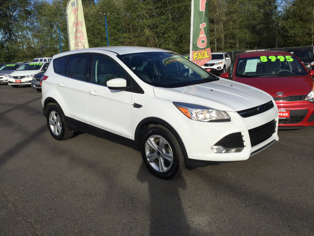 Used 2016 Ford Escape FWD 4dr SE