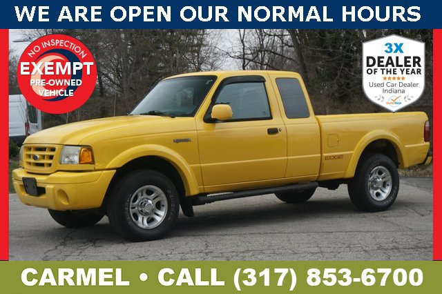 Used 2002 Ford Ranger in Indianapolis, IN