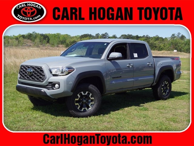 New 2020 Toyota Tacoma in Columbus, MS