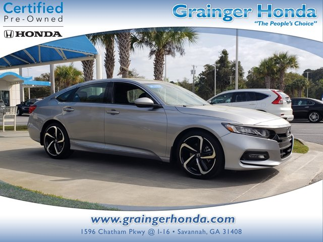 Used 2018 Honda Accord Sedan in Savannah, GA