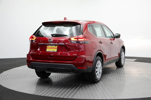 2017 Nissan Rogue for sale 125264 4