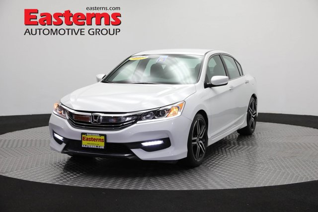 2017 Honda Accord Sport Special Edition 4dr Car