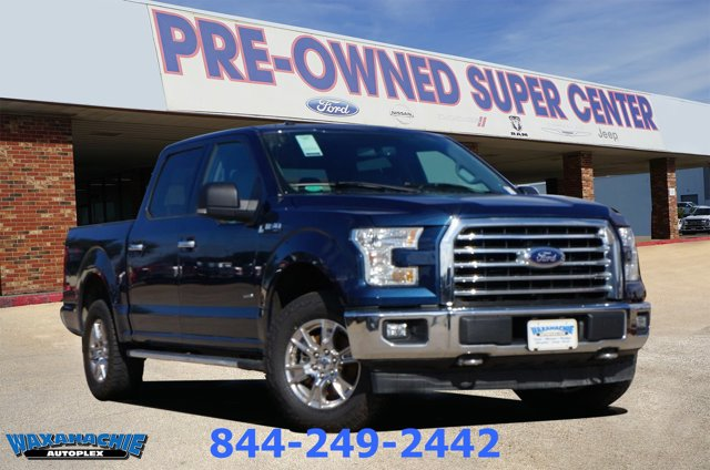 Used 2017 Ford F-150 in Waxahachie, TX
