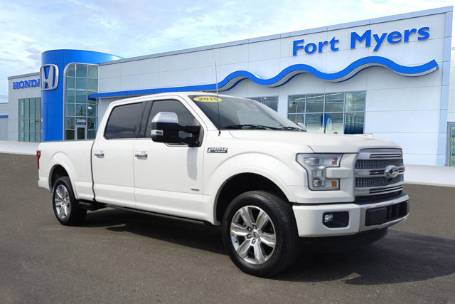 Used 2015 Ford F-150 in Fort Myers, FL