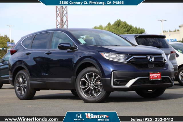 2020 Honda CR-V EX EX AWD Intercooled Turbo Regular Unleaded I-4 1.5 L/91 [17]