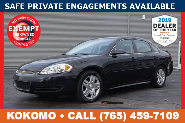 Used 2012 Chevrolet Impala in Indianapolis, IN