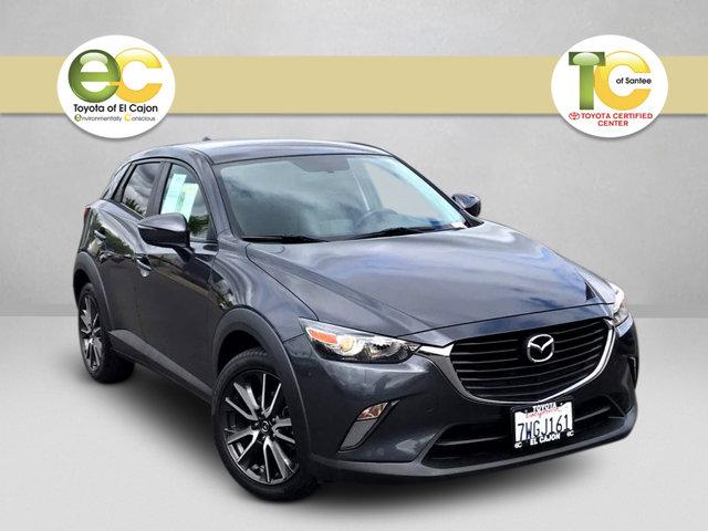 Used 2017 Mazda CX-3 in Santee, CA