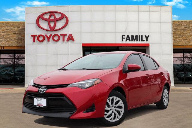 Used 2019 Toyota Corolla in Arlington, TX