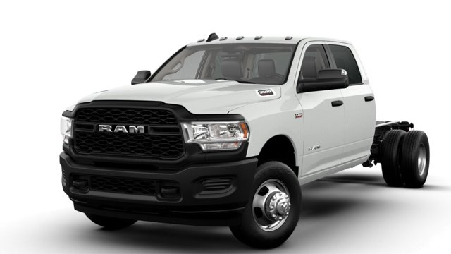 New 2021 Ram 3500 Chassis Cab in Little Falls, NJ