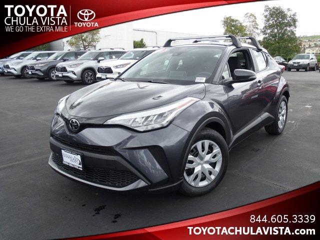 New 2020 Toyota C-HR in Chula Vista, CA