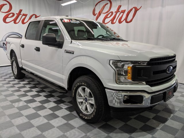 Used 2019 Ford F-150 in Hattiesburg, MS