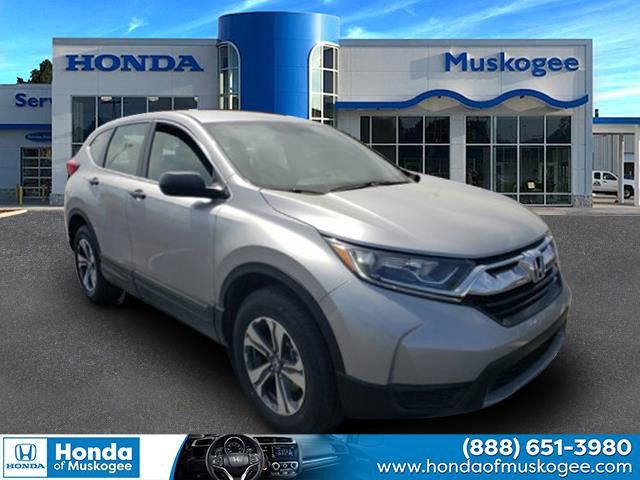 New 2019 Honda CR-V in Muskogee, OK