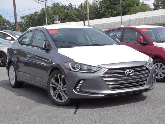 New 2017 Hyundai Elantra in Emmaus, PA