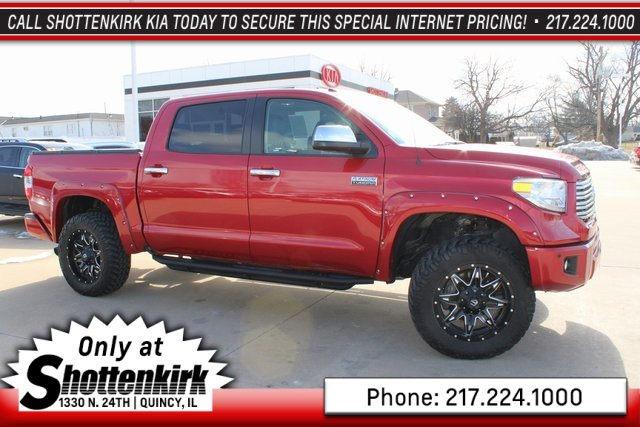 Used 2017 Toyota Tundra in Quincy, IL