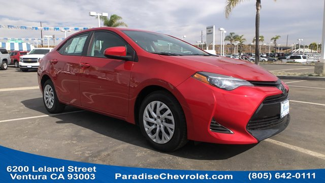 2019 Toyota Corolla LE LE CVT Regular Unleaded I-4 1.8 L/110 [9]