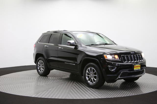 2016 Jeep Grand Cherokee for sale 122540 46