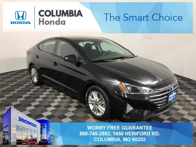 Used 2019 Hyundai Elantra in Columbia, MO