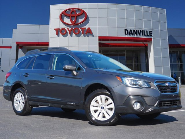 Outback Danville Va >> 2018 Subaru Outback Premium 4s4bsafc7j3352157 Danville