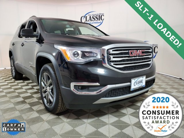 Used 2019 GMC Acadia in Midland, TX