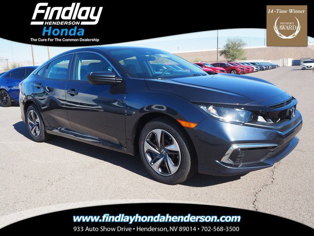 New 2020 Honda Civic Sedan in Las Vegas, NV