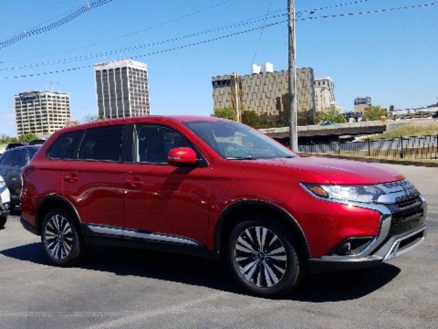 New 2020 Mitsubishi Outlander in Chattanooga, TN