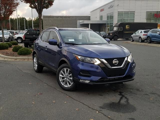 2020 Nissan Rogue Sport SV FWD SV Regular Unleaded I-4 2.0 L/122 [9]