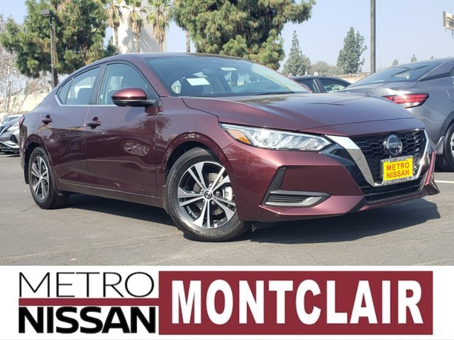 2020 Nissan Sentra SV SV CVT Regular Unleaded I-4 2.0 L/122 [10]