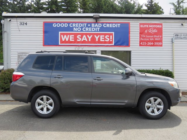 Used 2008 Toyota Highlander in Renton, WA