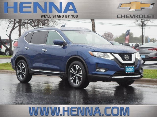 Used 2018 Nissan Rogue in Austin, TX