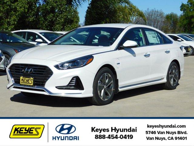 Keyes Hyundai Van Nuys >> 2019 Hyundai Sonata Plug In Hybrid Limited Kmhe54l21ka090117