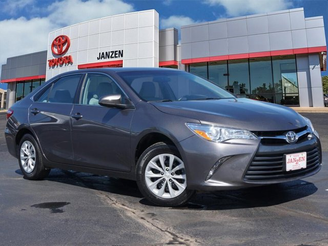 Used 2017 Toyota Camry in Stillwater, OK