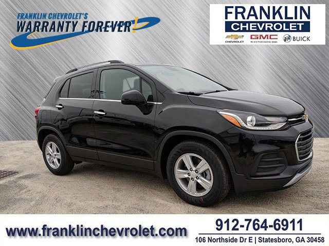 New 2020 Chevrolet Trax in Statesboro, GA