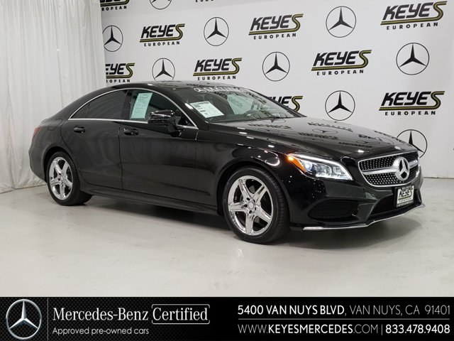 Used 2016 Mercedes-Benz CLS in , CA