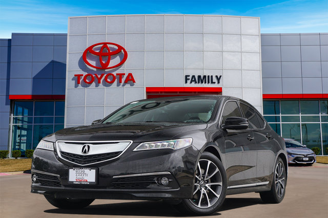 Used 2015 Acura TLX in Burleson, TX
