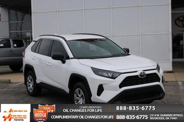New 2020 Toyota RAV4 in Muskogee, OK