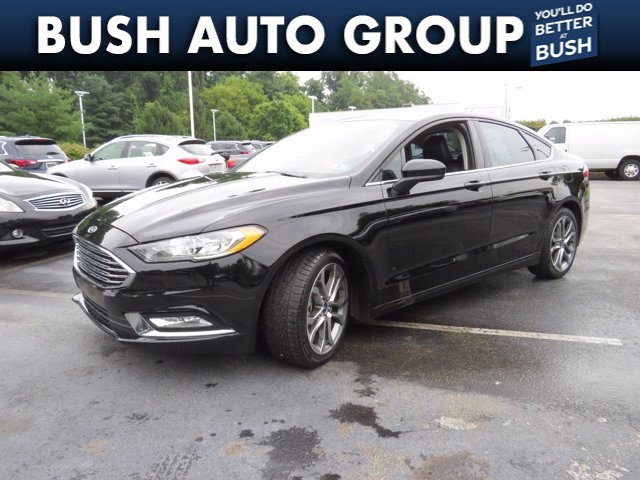 2017 Ford Fusion SE SE FWD Regular Unleaded I-4 2.5 L/152 [2]