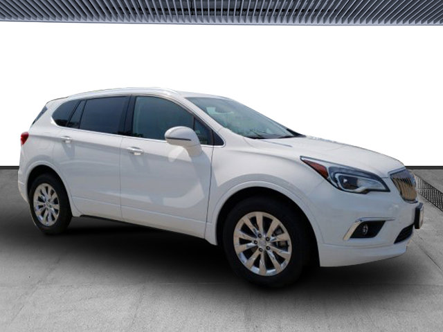 Used 2018 Buick Envision in Miami, OK