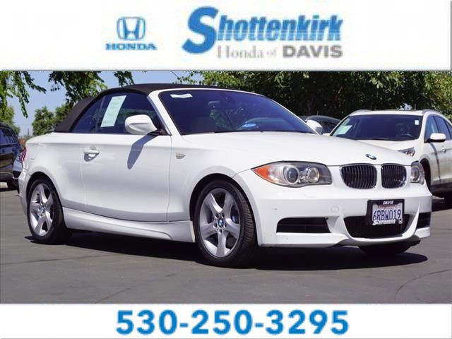 Used 2010 BMW 1 Series in Davis, CA