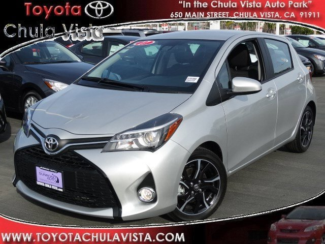 New 2017 Toyota Yaris 5-Door SE Auto