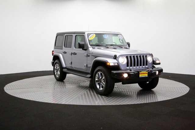 2019 Jeep Wrangler Unlimited for sale 124006 45