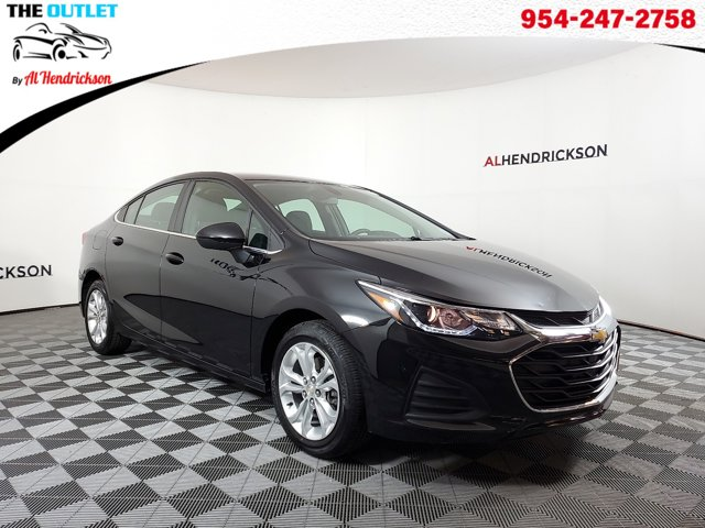 Used 2019 Chevrolet Cruze in Coconut Creek, FL