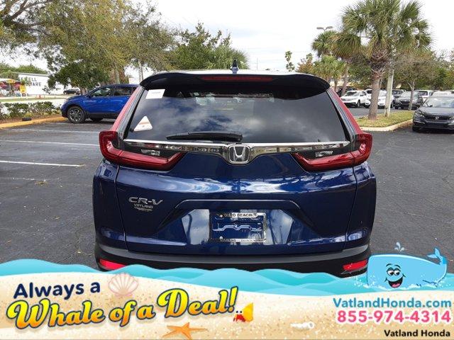 New 2020 Honda CR-V in Vero Beach, FL