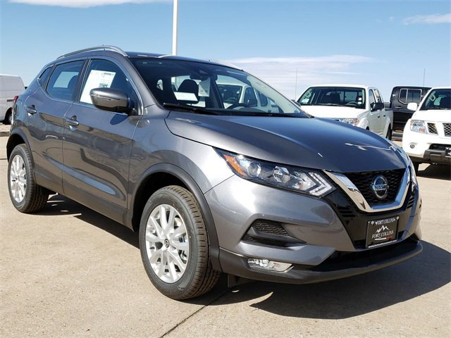 New 2020 Nissan Rogue Sport in Fort Collins, CO