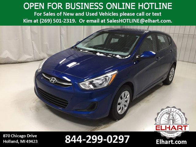 Used 2016 Hyundai Accent in Holland, MI