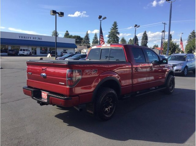 Used 2013 Ford F-150 Good Miles 71k New Wheels and Tires!