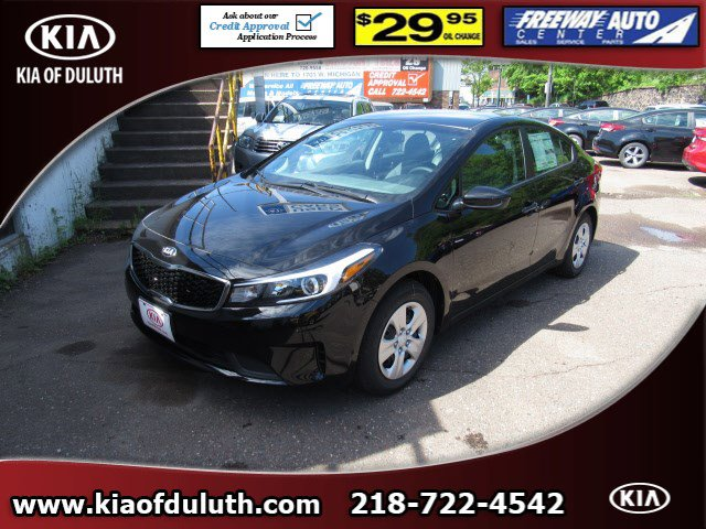 New 2018 KIA Forte in Duluth, MN
