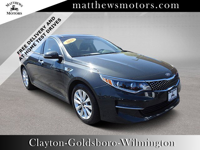 Used 2016 KIA Optima in Goldsboro, NC